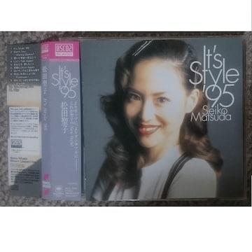 KF  松田聖子  It's Style '95 【Blu-spec CD2】