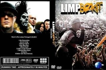 ≪送料無料≫Limp Bizkit ROCK IN RIO 2012 リンプビズキット