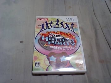 【Wii】ダンスダンスレボリューション ホッテストパーティー