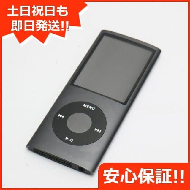 ●安心保証●美品●iPOD nano 第4世代 8GB ブラック●  < 家電/AVの