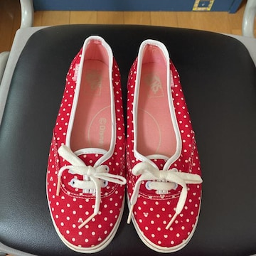 Disney スニーカー VANs