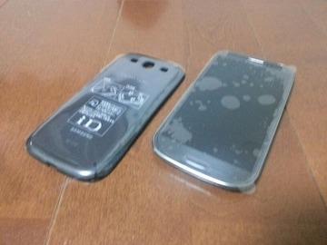 即落/即発!!新品未使用 SC-03E Galaxy S3 α チタン