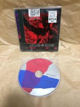 pierrot agitator cd 美品 初回盤 ピエロ ロックバンド