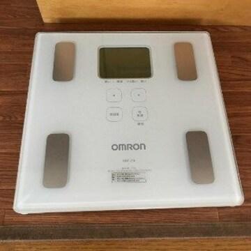 ★送料無料★ 体重・体組成計 OMRON オムロン 機能充実
