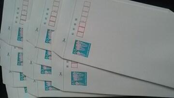 ミニレター、(郵便書簡)10枚新品未使用品
