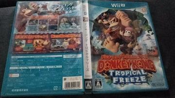 WiiUソフト/ドンキーコング トロピカルフリーズ