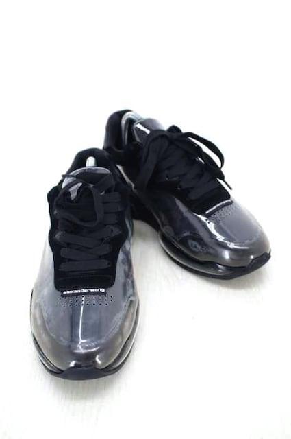 Alexander Wang(アレキサンダーワン)AWNYC Stadium Sneakerスニーカー  < 男性ファッションの