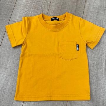 美品kids男女OKシンプル半袖Tシャツ90保育園着にも