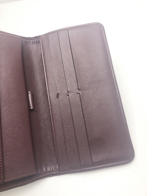 D324 ルイヴィトン 長財布 キャンバス モノグラム < ブランドの