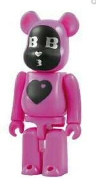 BABBI 09バレンタインBE@RBRICK☆ベアブリック メディコムトイ バビ