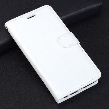iPhone7 8 手帳型ケース レザー 液晶フィルム フォトフレーム 白