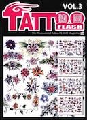 刺青参考本 TATTOO FLASH VOL.3【タトゥー】