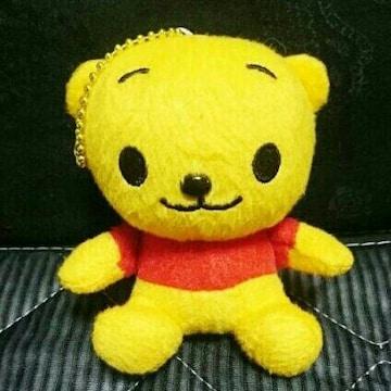 人形 ぷーさん プーさん  ぬいぐるみ マスコット ディズニー