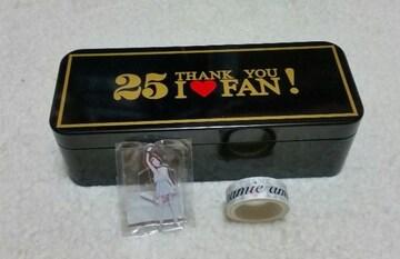 安室奈美恵 クランチ缶 マスキングテープ アクスタ20