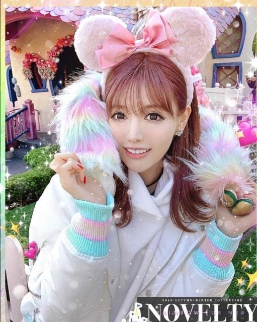 Rady☆激レア☆超数量限定☆Rainbow N2B☆ホワイト☆S☆新品  < ブランドの