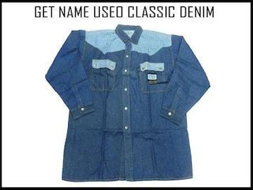 80s90sデッドGETUSEOオーバーサイズシャツオールドスクールヒップホップmajordamagecr