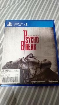 PSYCHO BREAK サイコブレイクPS4
