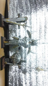 希少ドラゴンクエスト◇アイテムズギャラリー◇メタルキングの装備セット