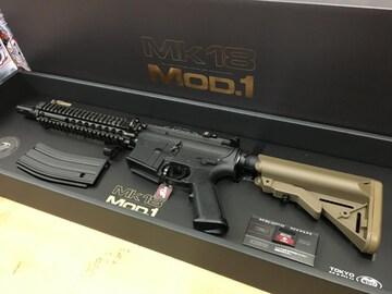 MK18東京マルイ 次世代電動ガン マーク18 モッド1 Mk18 Mod