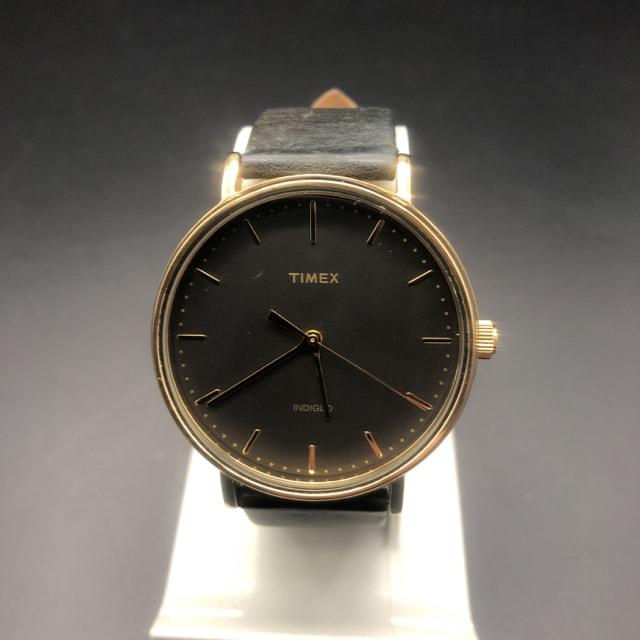 即決 TIMEX タイメックス 腕時計 INDIGLO < ブランドの