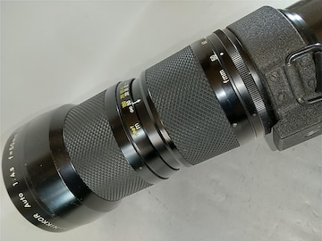 Zoom-NIKKOR Auto 50-300mm 1:4.5 珍品 ジャンク