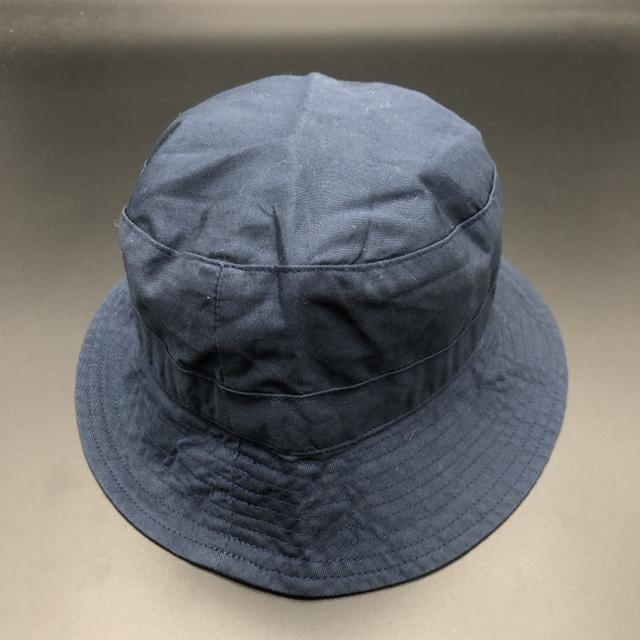 即決 PETIT BATEAU ハット 帽子 ネイビー < ブランドの