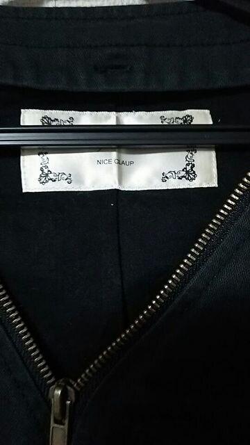 NICECRAUP♪黒★カジュアル☆*ジャケット☆* < ブランドの