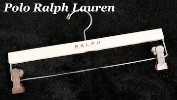 【Polo Ralph Lauren】USA製 ラルフローレン 木製ハンガー