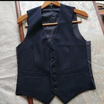 【値下げ不可】極美品!!men's スーツ ベスト