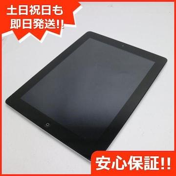 ●安心保証●美品●iPad2 Wi-Fi 16GB ブラック●