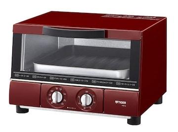 オーブン トースター レッド やきたて