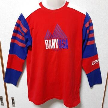 激安 DKNY ダナキャランニューヨーク トレーナー スウェット