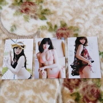 元AKB48小嶋陽菜☆生写真〜まとめ売り12枚セット!