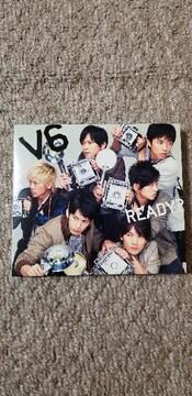 V6  READY? 限定 2CD