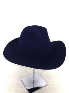 Etudes Studio(エチュードスタジオ)フェルトウール ロングブリム ハットハット帽子
