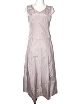 ストロベリーフィールズ ロングスカートセットアップ ピンク