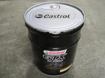 Castrol カストロール GTX DCターボ 10W-30 20L