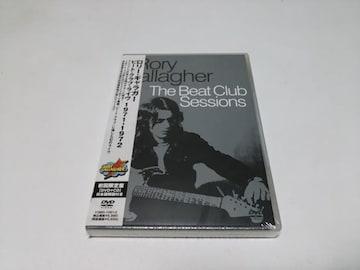 <送無>ロリー・ギャラガーRory Gallagher廃盤DVD+CDビートクラブ
