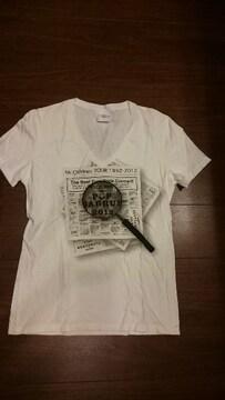 Mr.Children「tour 1992-2012/POP SAURUS」Tシャツ/白