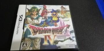 DS[ドラゴンクエスト�W導かれし者たち]ソフト・ケース・取説セット