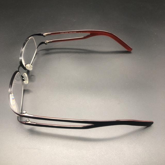 即決 GANA メガネ 眼鏡