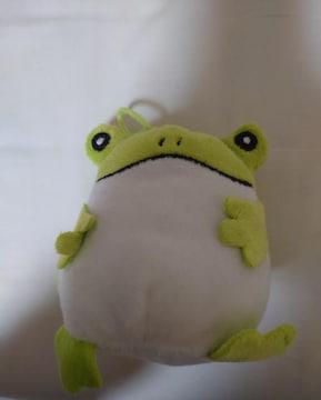 新品 カエル ぬいぐるみ