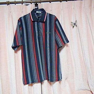 KENZOのポロシャツ GORF 半袖 (5) 日本製 !。