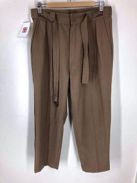 CHORD NUMBER EIGHT(コードナンバーエイト)TWO TUCK WIDE PANTS 2タック ワイト