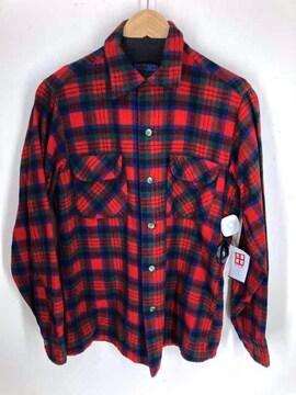 PENDLETON(ペンドルトン)50s チェック柄 ウールシャツシャツ