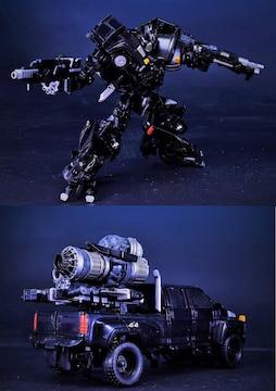 中古 トランスフォーマーSS-15アイアンハイド&アップグレードパーツ
