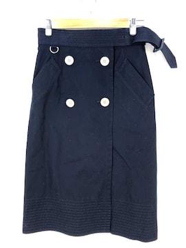 Sacai(サカイ)トレンチスカート巻きスカート