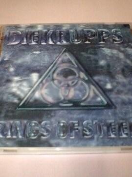 DIE KRUPPS/RINGS OF STEELメタリック インダストリアル