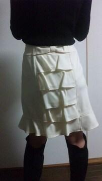 Xmiss★新品タグ付き★バックリボンスカート
