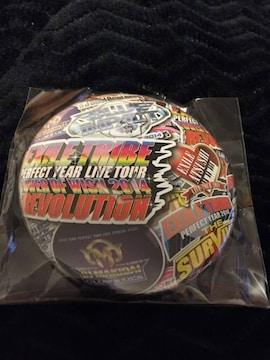 EXILE TRIBE TOW☆EXILE缶バッチ(^o^)☆